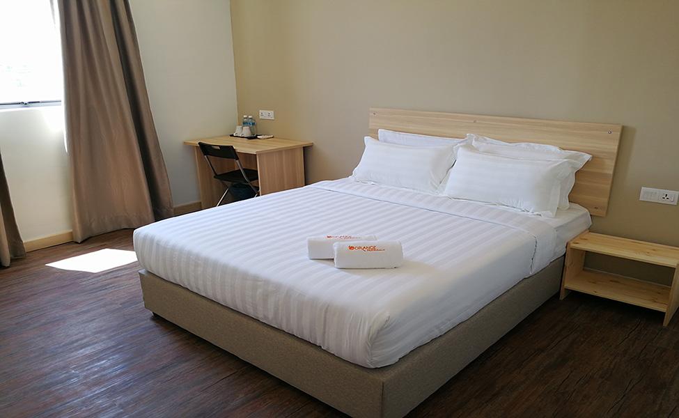 hotel kota warisan