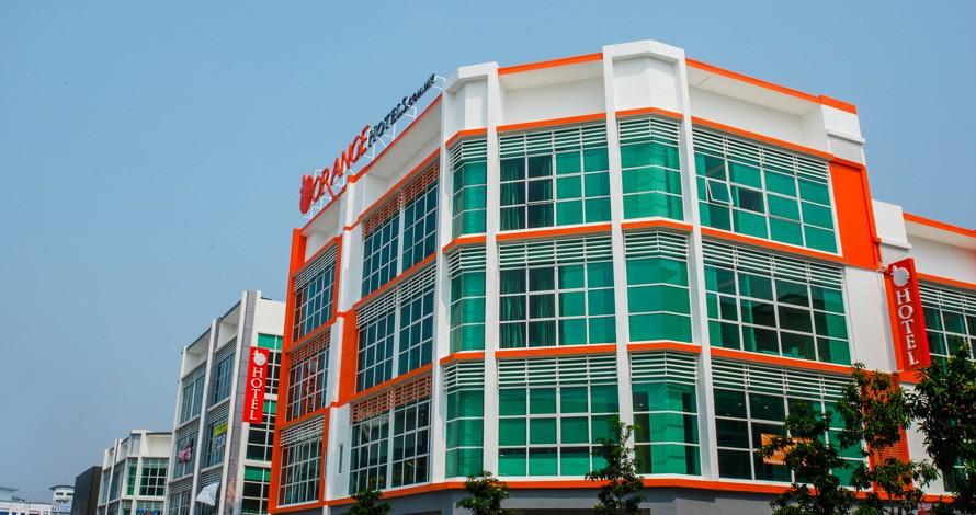 Budget Hotel In Sri Petaling Kuala Lumpur Kl Orange Hotel