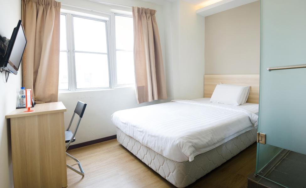 hotel kota kemuning family room