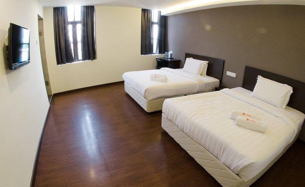 kl budget hotel